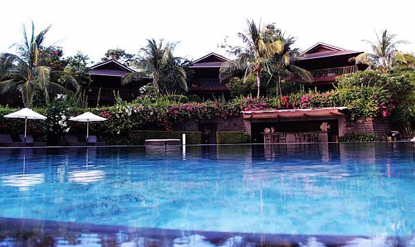 46-Asya Premier Suites Boracay游泳池