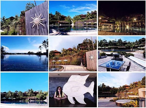49-Asya Premier Suites Boracay游泳池