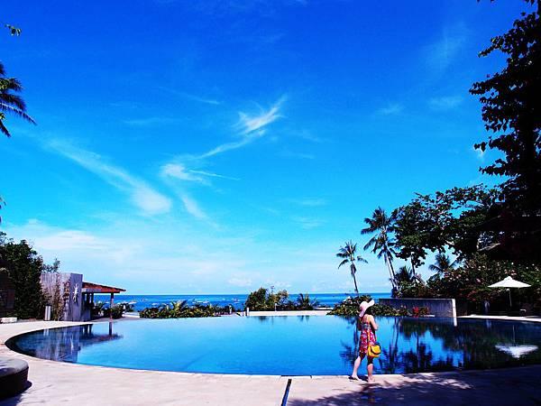 50-Asya Premier Suites Boracay游泳池