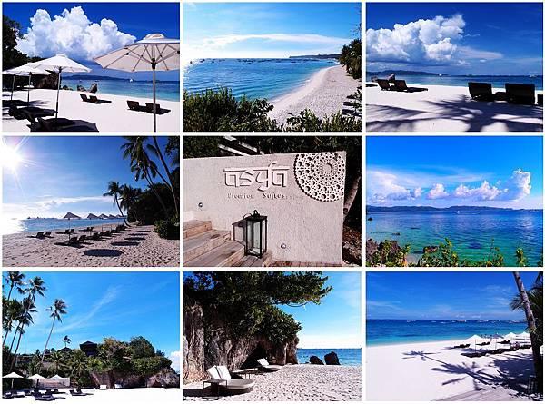 86-Asya Premier Suites Boracay沙灘