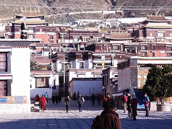 05-西藏扎什倫布寺