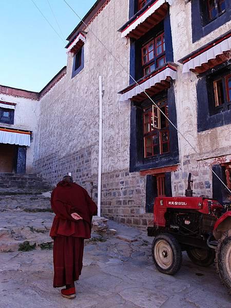 25-西藏扎什倫布寺