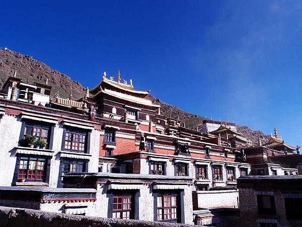 50-西藏扎什倫布寺