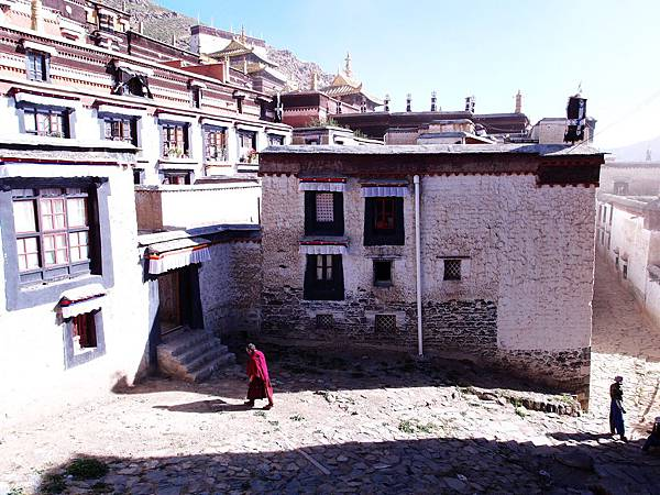 52-西藏扎什倫布寺