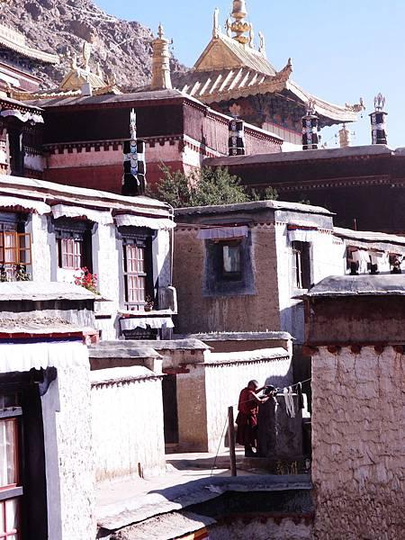 54-西藏扎什倫布寺