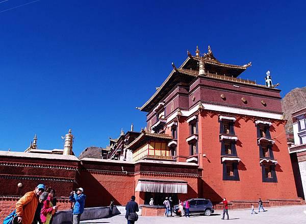 74-西藏扎什倫布寺