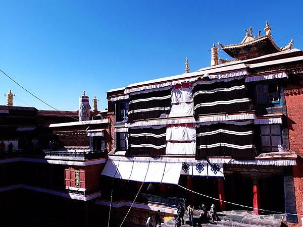 76-西藏扎什倫布寺