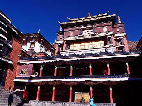 80-西藏扎什倫布寺