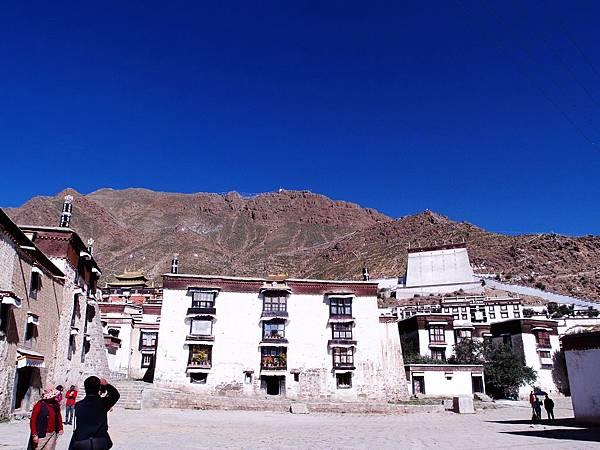 92-西藏扎什倫布寺