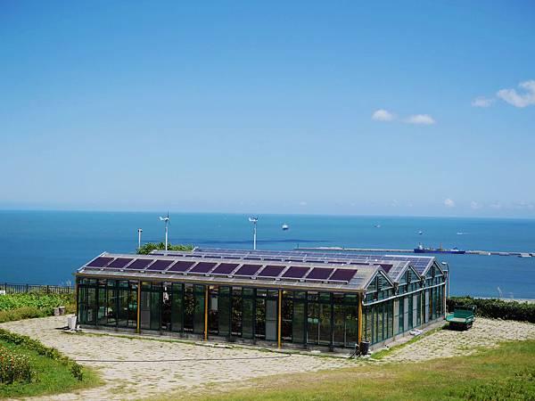 23-八里掩埋場 溫室玻璃屋