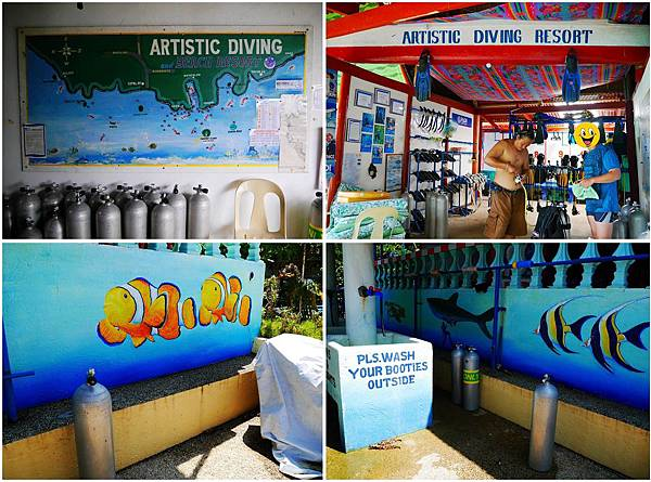 73-ARTISTIC DIVING RESORT Sipalay City, Philippines