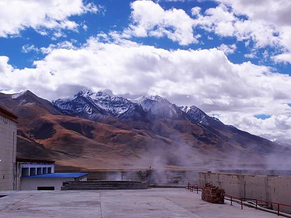 09-回拉薩途中到羊八井溫泉