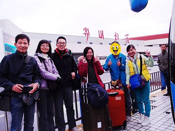 18-2013西藏旅行 回台灣途中