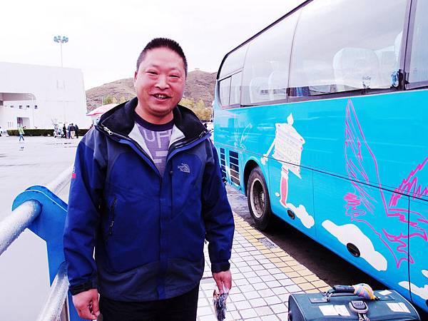 19-1-2013西藏旅行 巴士師傅