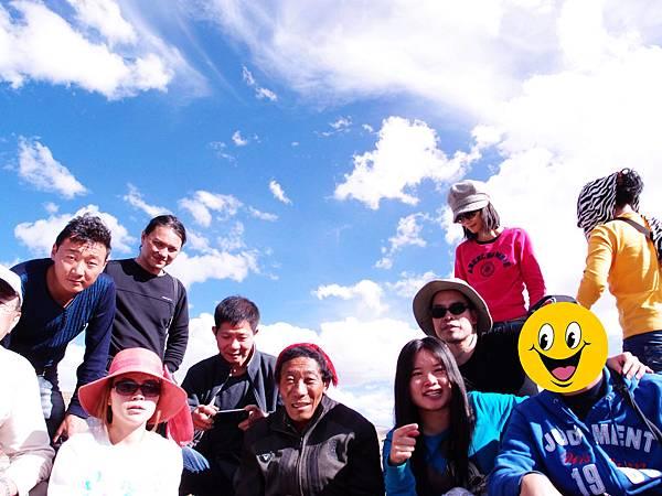 30-2013西藏旅行可愛夥伴們