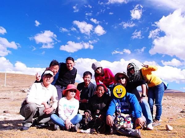 31-2013西藏旅行可愛夥伴們