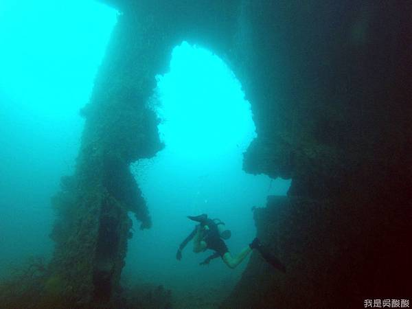 058-Coral Bay Beach And Dive Resort珊瑚灣海灘飯店 潛水.JPG