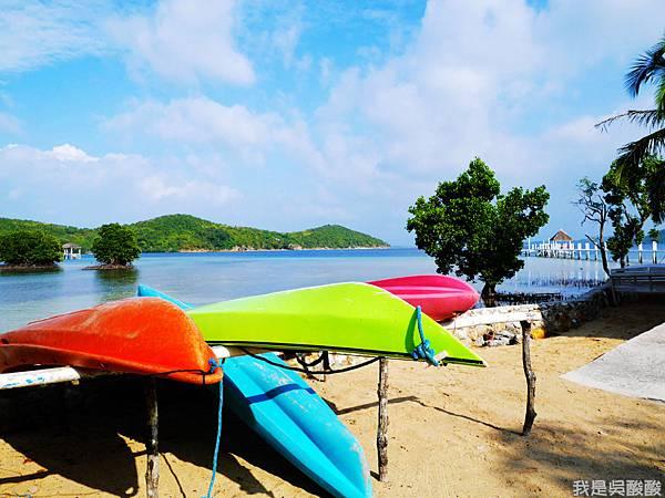 020-Coron Coral Bay Beach And Dive Resort.JPG