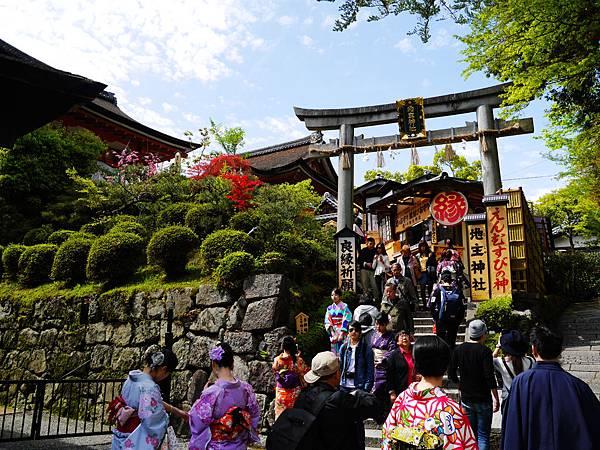 171-酸酸東京+京都 7日自助旅行(地主神社).JPG