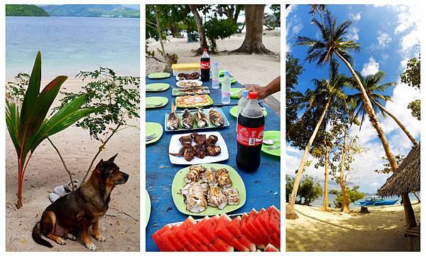 24-Calumbuyan Island, 午餐,CORON-Tour G.jpg