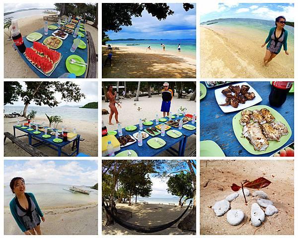 25-Calumbuyan Island, 午餐,CORON-Tour G.jpg