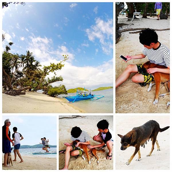 27-Calumbuyan Island, 午餐,CORON-Tour G.jpg