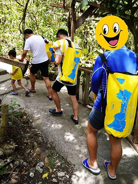 37-長灘島旅遊圖書館防水袋.JPG