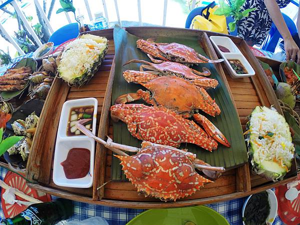 16-宿霧加勒比海島餐廳午餐.JPG