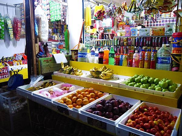 34-菲律賓科隆小吃大集合 水果攤 吳酸酸.JPG