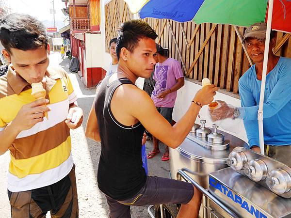 36-菲律賓科隆小吃大集合 冰淇淋 吳酸酸.JPG