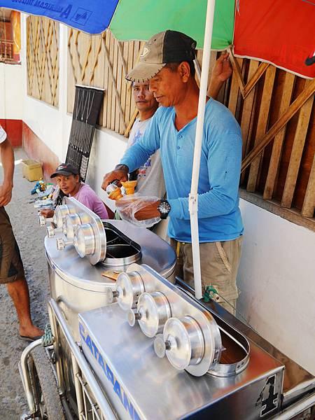 40-菲律賓科隆小吃大集合 冰淇淋 吳酸酸.JPG