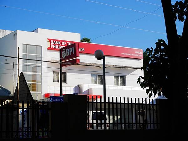 05-菲律賓科隆寄明信片 BPI銀行旁邊 吳酸酸.JPG
