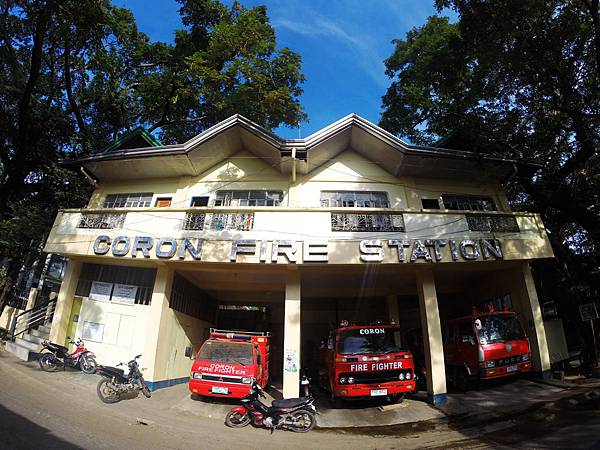 03-菲律賓科隆寄明信片 消防隊旁邊 吳酸酸.JPG
