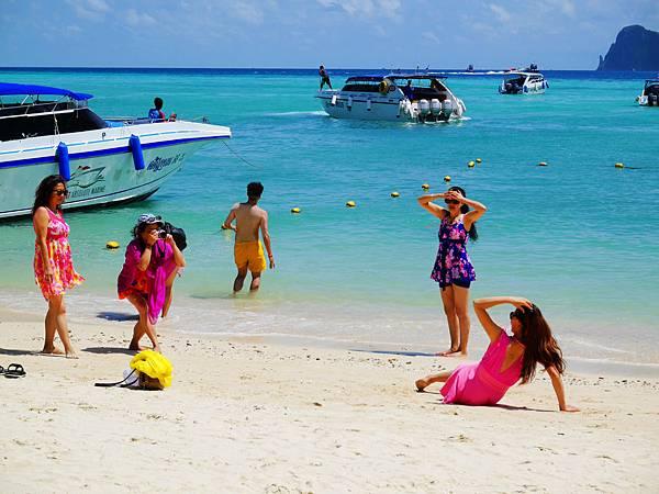 18-泰國普吉島 Phi Phi Islands 大PP島.JPG