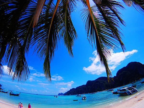 19-泰國普吉島 Phi Phi Islands 大PP島.JPG