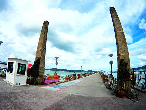 14-普吉島南部最大碼頭 Ao Chalong pier.JPG