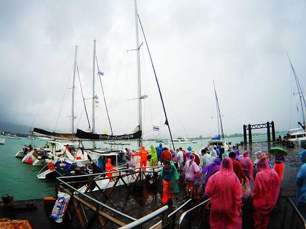 21-普吉島南部最大碼頭 Ao Chalong pier.JPG
