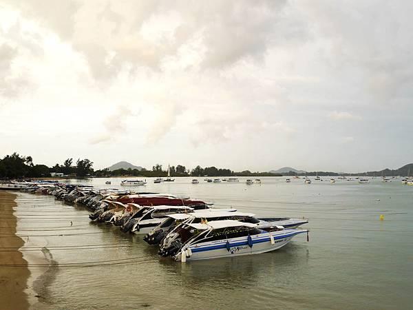 40-普吉島南部最大碼頭 Ao Chalong pier.JPG