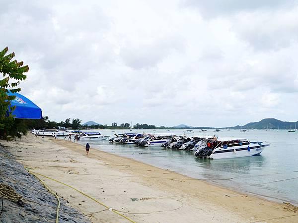 42-普吉島南部最大碼頭 Ao Chalong pier.JPG