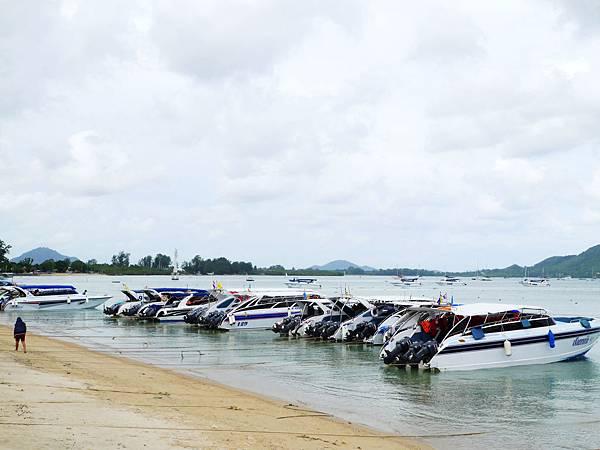45-普吉島南部最大碼頭 Ao Chalong pier.JPG