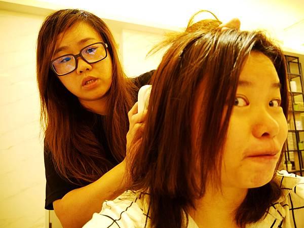 09-頭皮SPA HAPPY HAIR頭皮SPA體驗 吳酸酸.JPG