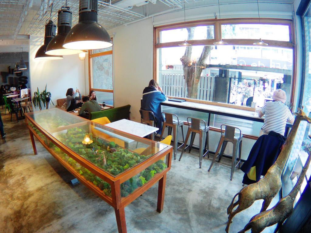 11-台北中正區喝咖啡 美食 Cafe de Gear.JPG
