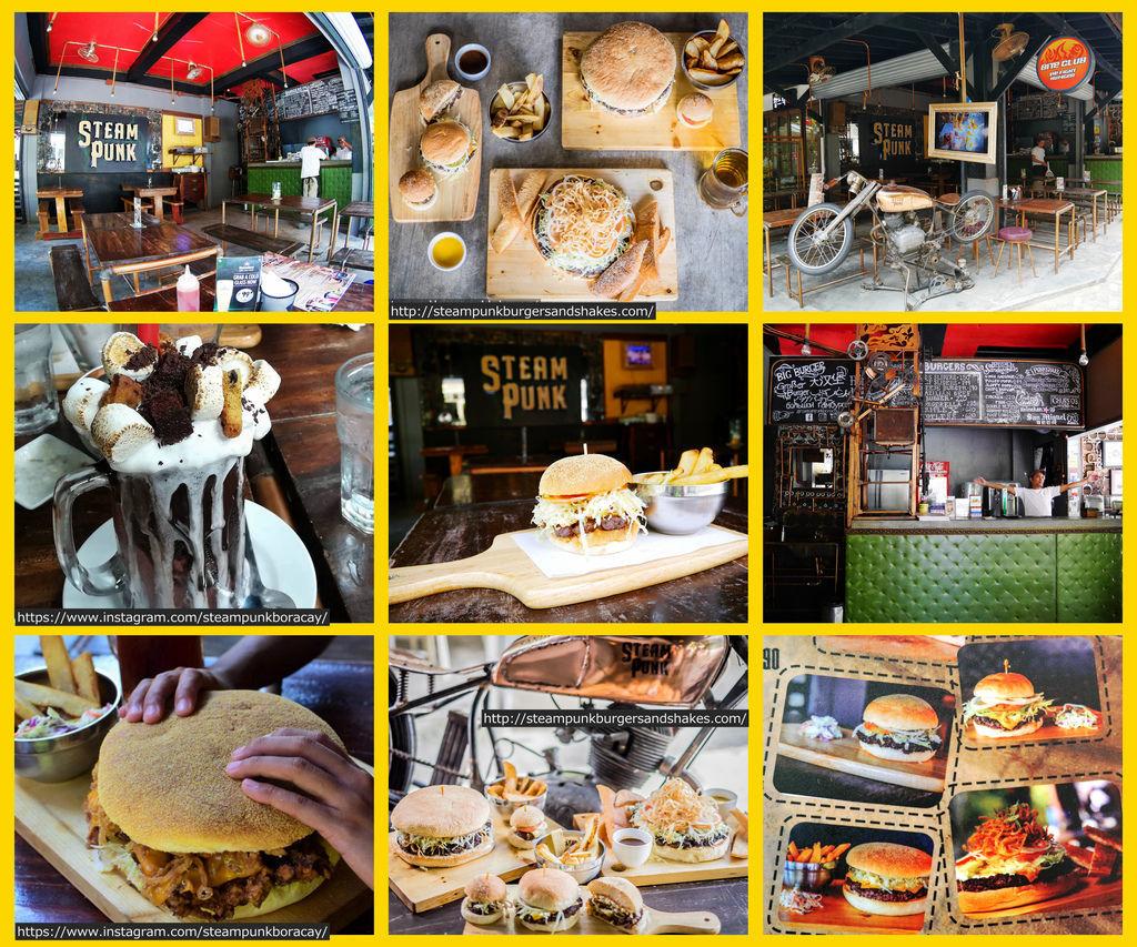 01-長灘島漢堡專賣店 Steampunk 長灘島超大漢堡 迷你漢堡.jpg