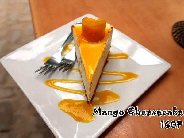 15-2-長灘島咖啡廳 Cafe del sol Boracaya芒果起司蛋糕.JPG