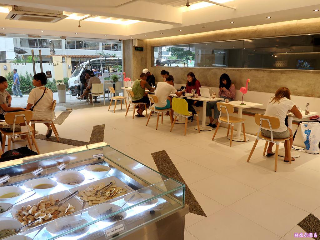 05-Boracay 100% Coconut Cafe 百分之百椰子咖啡店.JPG