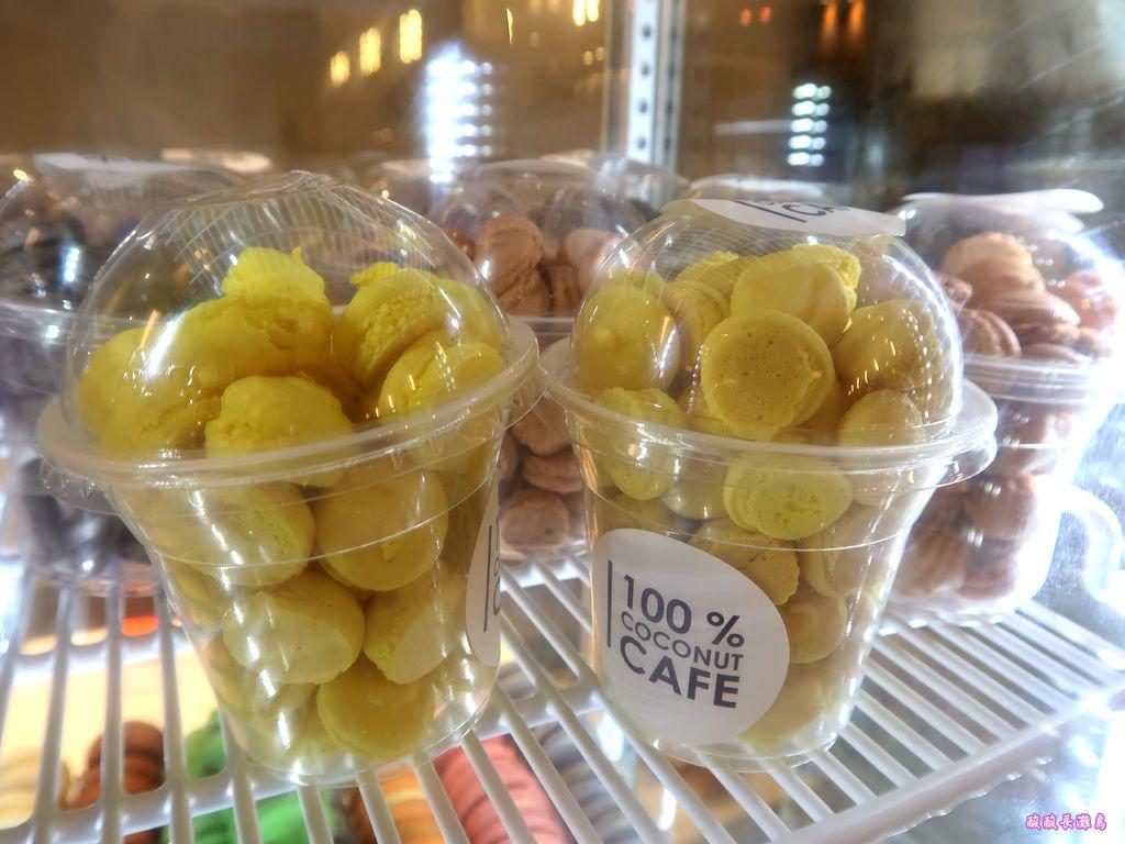15-Boracay 100% Coconut Cafe 百分之百椰子咖啡店.JPG