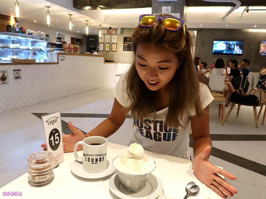 27-Boracay 100% Coconut Cafe 百分之百椰子咖啡店.JPG