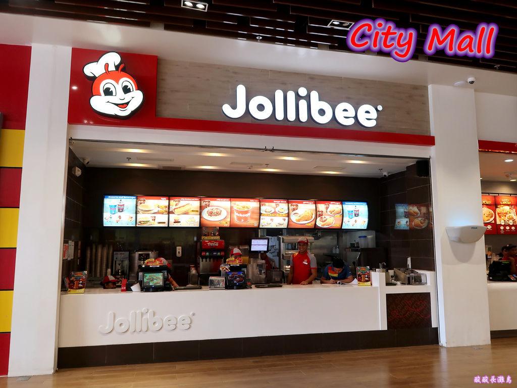 10-長灘島Boracay City Mall 快樂蜂 小蜜蜂速食店 Jollibee.JPG