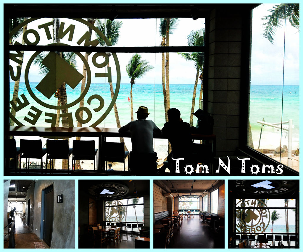 12-Boracay TOM N TOMS COFFEE 長灘島國際連鎖咖啡.jpg