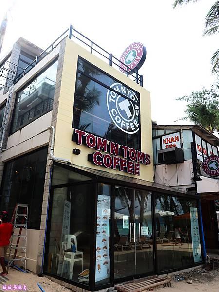 14-Boracay TOM N TOMS COFFEE 長灘島國際連鎖咖啡.JPG